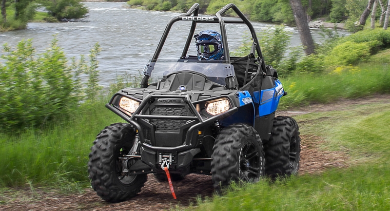 Квадроцикл SPORTSMAN ACE 570